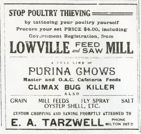 Climax Bug Killer Ad, 1936