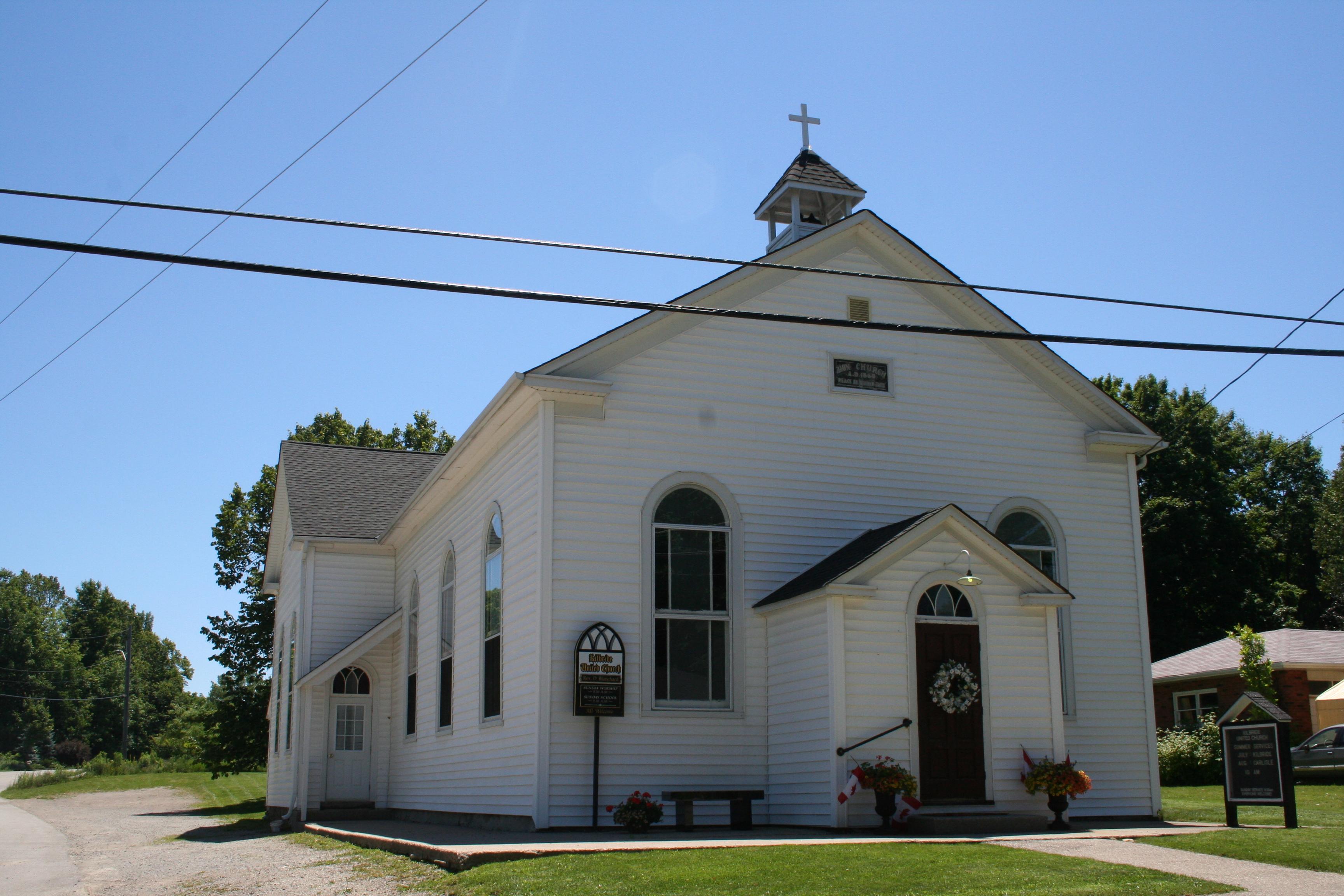 Kilbride United Church, 2010