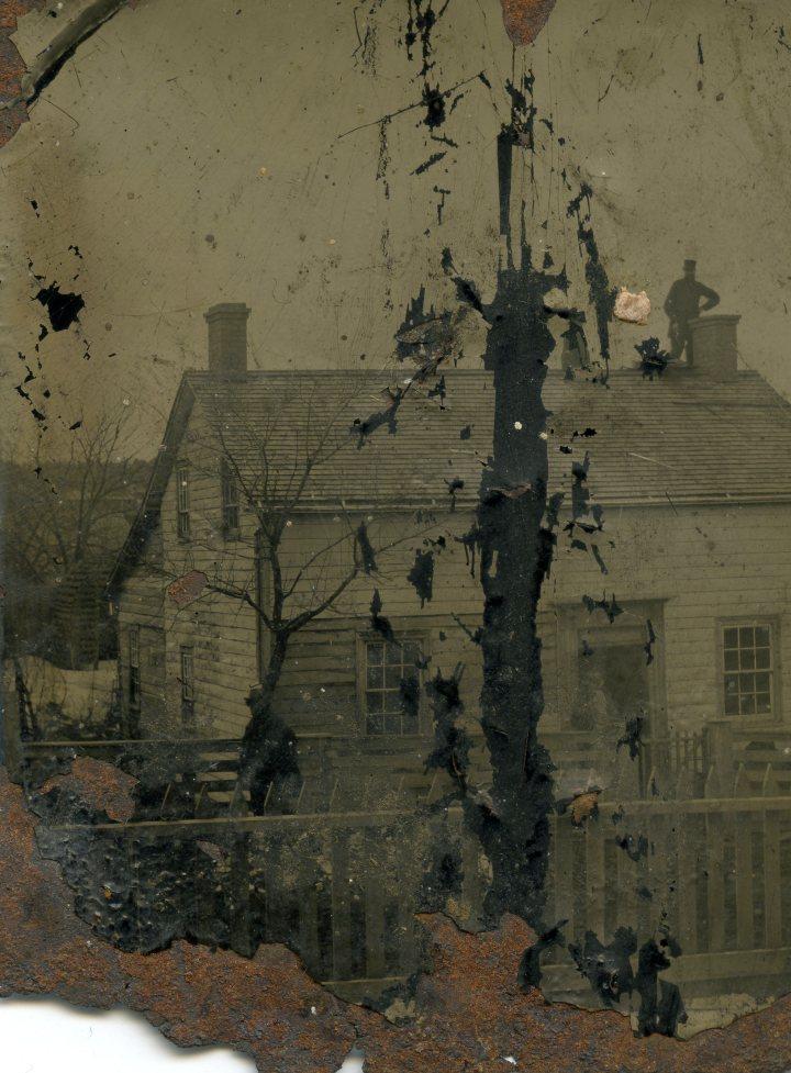 Henry Home Circa 1866