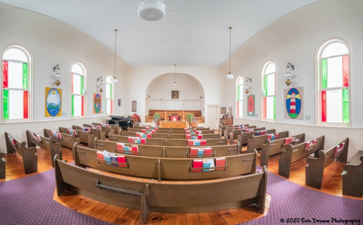 Interior, Kilbride United Church