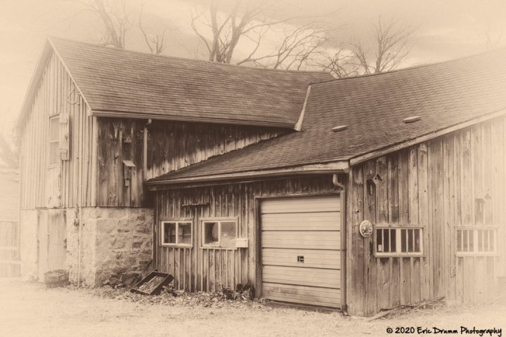 Old Barn, Kilbride