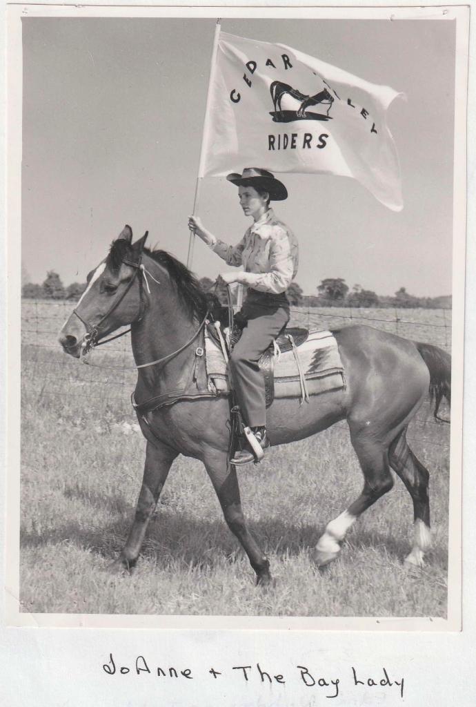 Cedar Valley Riders, Jo'Anne Shilling