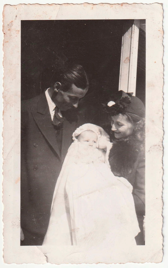 Christening of Jo'Anne Henry (Henry Gown)